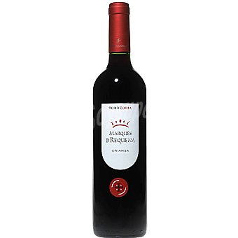 Marqués de Requena Vino tinto crianza D.O. Utiel Requena Botella 75 cl