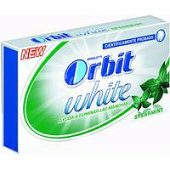 Orbit Chicles hierbabuena Tabs Paquete 32 g