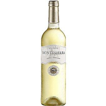 MONTESIERRA Selección Vino blanco joven D.O. Somontano Botella 75 cl