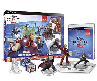 Disney Infinity 2.0 Marvel PS3