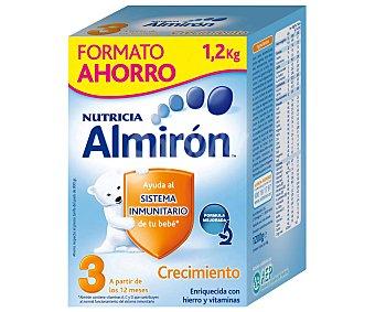 Almirón Leche 3 crecimiento Advance 1200 g