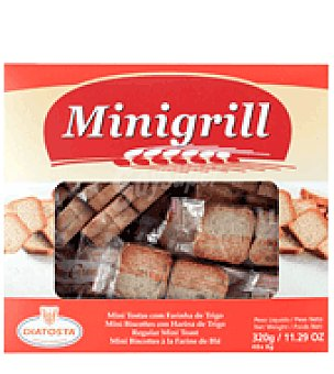 MINIGRILL Minibiscotes Normal 320 g