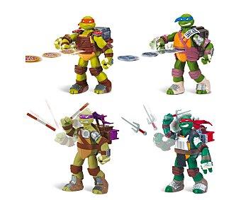 GIOCHI PREZIOSI Figuras Articuladas Flingers de las Tortugas Ninja 1 Unidad