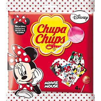 CHUPA CHUPS Disney Minie Mousse  4 unidades (bolsa 48gr)
