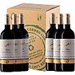 Vino tinto gran reserva doca Rioja caja 6 botellas Botellas 75 cl Cune