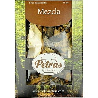 PETRAS Mezcla de setas Estuche 25 g