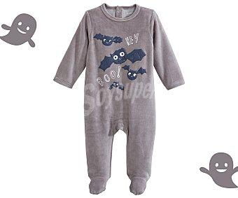 In Extenso Pijama pelele aterciopelado talla 86.