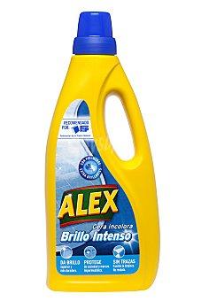 Alex Cera líquida incolora autobrillante Botella 750 ml
