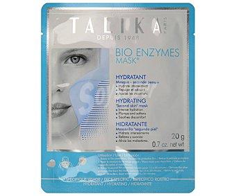 """Talika Mascarilla """"segunda piel"""" específica para rostro Bio enzymes"""