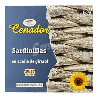 Cenador Sardinilla en aceite vegetal 280 g