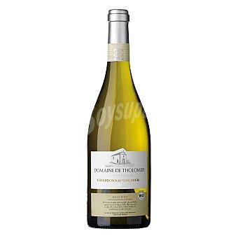 Domaine de Tholomies Vino blanco chardonnay-viognier 75 cl