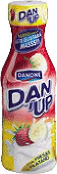 UP Dan' fresa-platano 600 GRS 1 UNI