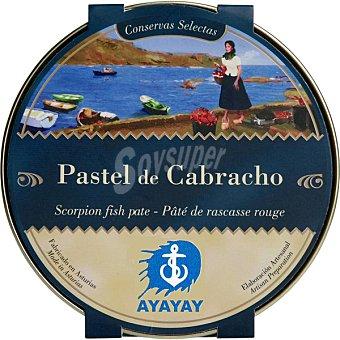 AYAYAY Pastel de cabracho de fabricación artesanal Lata 150 g