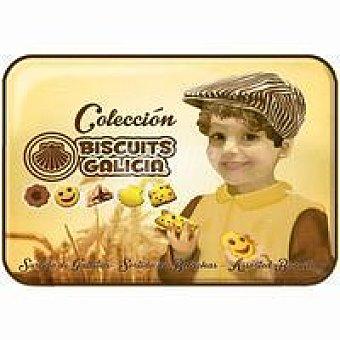 Biscuits Galicia Galletas vintage niño colección lata 400 g