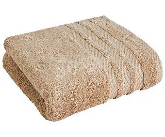 Actuel Toalla de ducha color beige 100% algodón, densidad de 500g/² actuel. 500 g