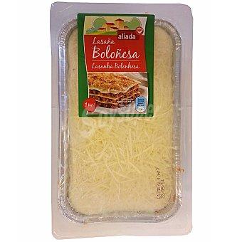 Aliada Lasaña fresca boloñesa Envase 1 kg
