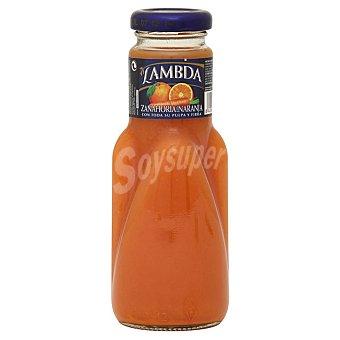 Lambda Néctar zanahoria naranja Botella 250 ml