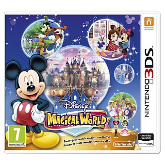 NINTENDO Disney Magical World Para Nintendo 3DS