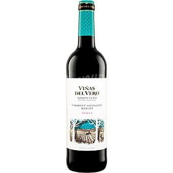 Viñas del Vero Tinto cabernet sauvignon merlot D.O. so 75 CL