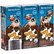 Batido de chocolate pack 3x200 ml Benestare