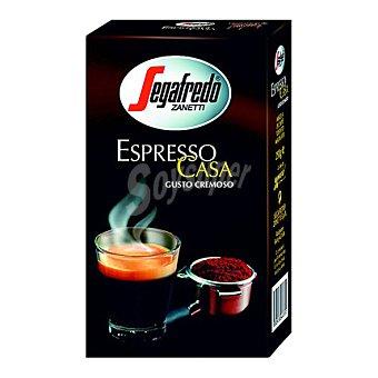 Segafredo Zanetti Café Natural Molido Expresso Casa Gusto Cremoso Paquete 250 g