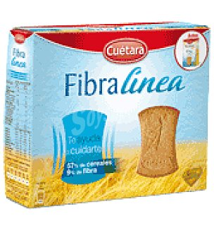 Cuétara Galleta fibra plus linea 550 g