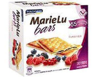 Fontaneda Galletas bars frutos rojos Marie Lu 197 GRS