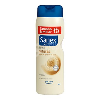 Sanex Gel de ducha Dermo Natural 1200 ml