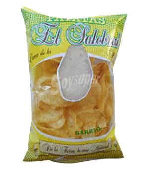 El Salobral Patatas fritas 165 g