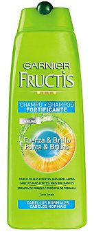 Fructis Garnier Champú Fortificante para cabello normal Frasco 300 ml