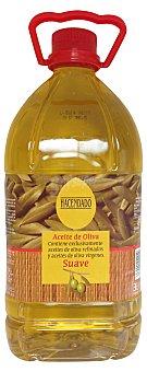 Hacendado Aceite oliva sabor suave tapon rojo Garrafa 3 l