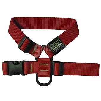 Bub's Petral Bubs para perros Rojo 2 cm