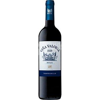 VIÑA VALORIA vino tinto cosecha vendimia seleccionada D.O. Rioja botella  75 cl