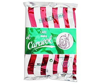 El Caracol Café molido natural Paquete 250 g
