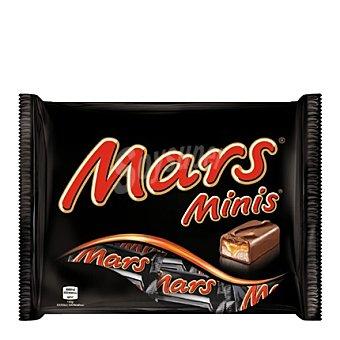 Mars Mini Barritas de chocolate con caramelo 200 Gramos