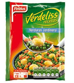 Findus Verduras jardinera Verdeliss 400 g