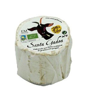 Santa gadea Queso cabra ecológico 50 g