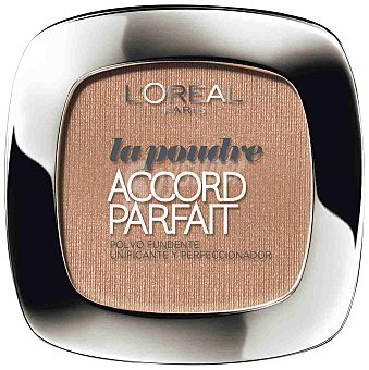 L'Oréal Paris Polvos Accord Perfect Poud D7de l'oréal 1 ud