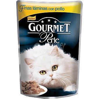 Gourmet Purina Pollo alimento para gato Perle Bolsa 85 g