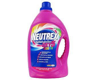 Neutrex Quitamanchas Oxi 5 Color 2,9 l