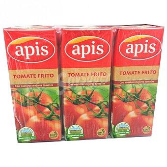 Apis Tomate frito Pack 3x215 g
