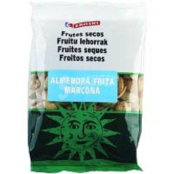 Eroski Almendras marconas fritas Bolsa 200 g