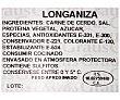 Longaniza fresca al vacío 400 gr VILLA & GRAUS