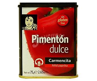 Carmencita Pimentón dulce sin gluten 75 g