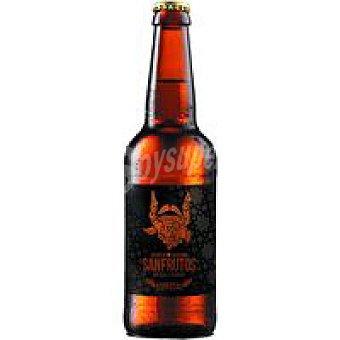 Sanfrutos Cerveza especial Botellín de 33 cl