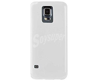 MUVIT Funda gel para Samsung Galaxy S5 Minigel transparente (teléfono no incluido)