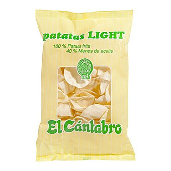 El Cántabro Patatas fritas light 110 g