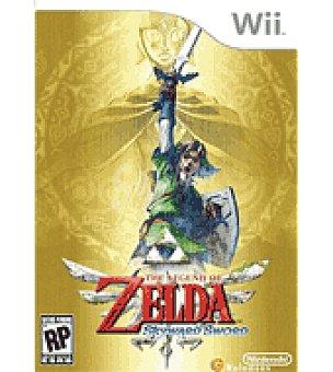 Nintendo Juego wii legend zelda skyward s+cd nintendo