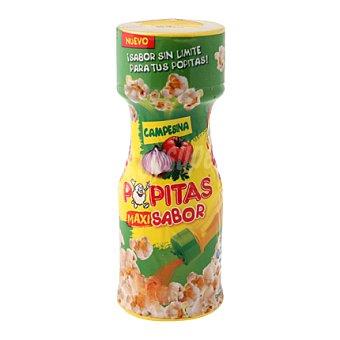 Borges Popitas Preparado sabor campesina para condimentar palomitas 60 Gramos