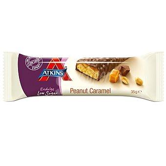 Atkins Barrita de cacahuete y caramelo 30 g